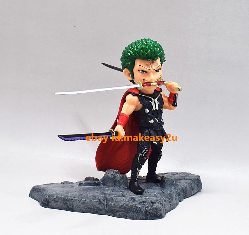 One Piece BWFC Roronoa Zoro Figure 13CM Toy New in Box