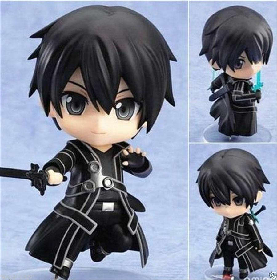 Anime Sword Art Online SAO Kirito GGO #248 Ver PVC Action Figure Toy Gift New