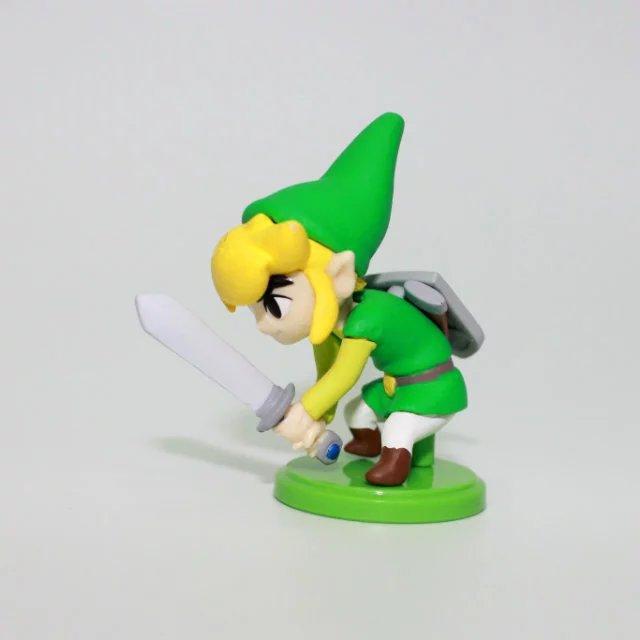Set 12pcs The Legend of Zelda Furuta Choco Egg Figure 5CM Toy New