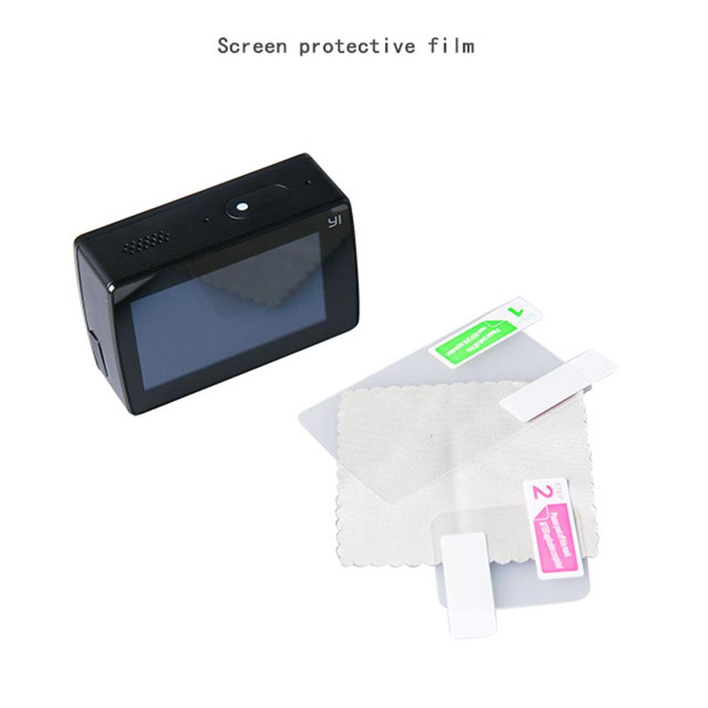R1 3pcs Hd Lcd Film Guard Screen Protector For Xiaomi Yi 2 4k Action Ii Camera