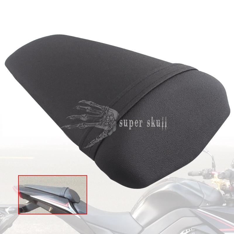 Rear Passenger Seat Pillion For Kawasaki Z1000 2010-2013 2011 2012 2013 Leather