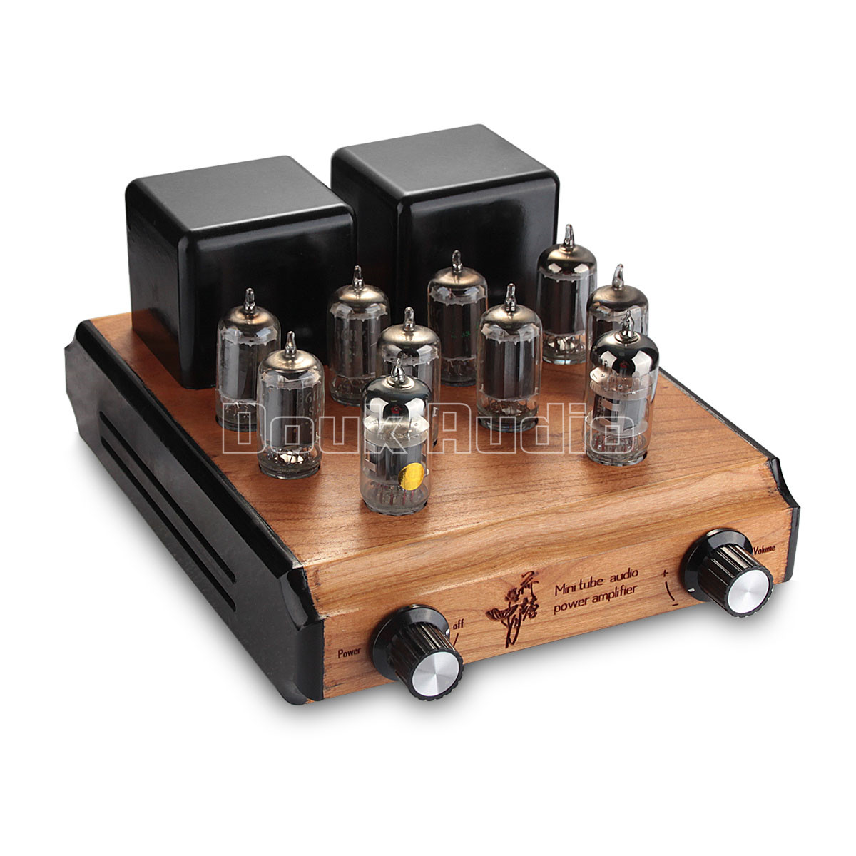 Details about Nobsound Parallel Push-Pull Valve Tube Amplifier HIFI  Integrated Power Amp 10W×2