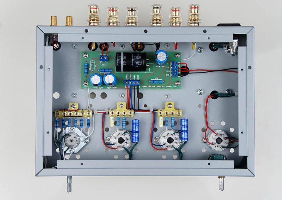 Hi Fi Headphone Amplifier Circuit Diagram By R Crowly