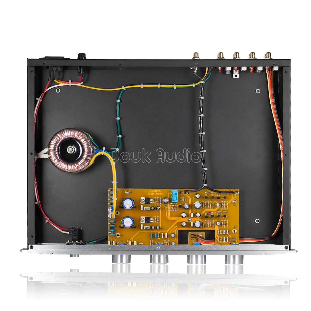 Gain Control Preamplifier Circuit Diagram Circuit Wiring Diagrams