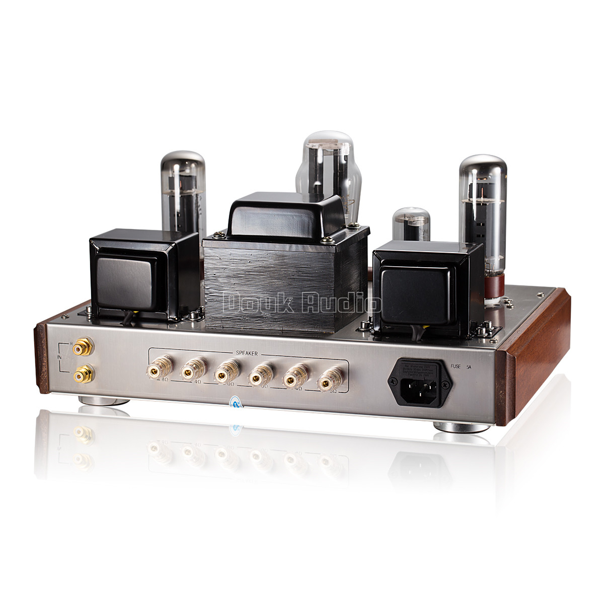 Douk Audio El34 Tube Integrated Amplifier Hifi Stereo Pure Class A Dayton 150w Power Amp
