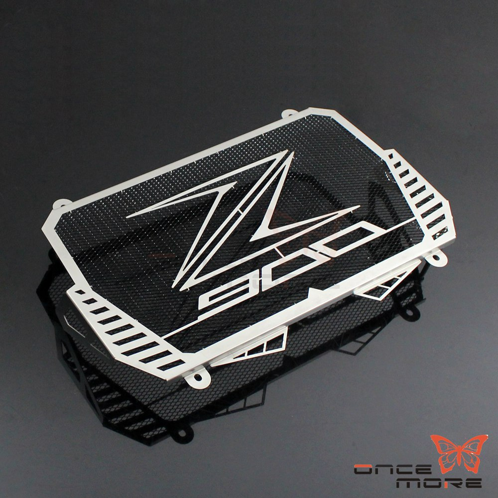 Motorcycle Radiator Grill Stainless Steel Guard Cover For Kawasaki VN1500 VN170