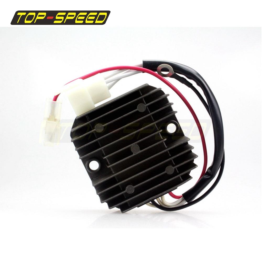 Mosfet Motorcycle Aluminum Voltage Regulator Rectifier Fits For Automotive Auto Parts Diagrams Yamaha Xv750 Se