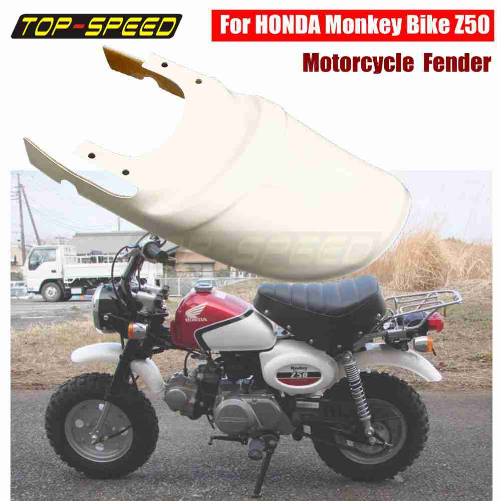 TC-Motor 2pcs//Pack Red Front Rear Plastic Fender For Z50 Z50A Z50J Z110 Z125 Monkey Skyteam Gorilla Bike