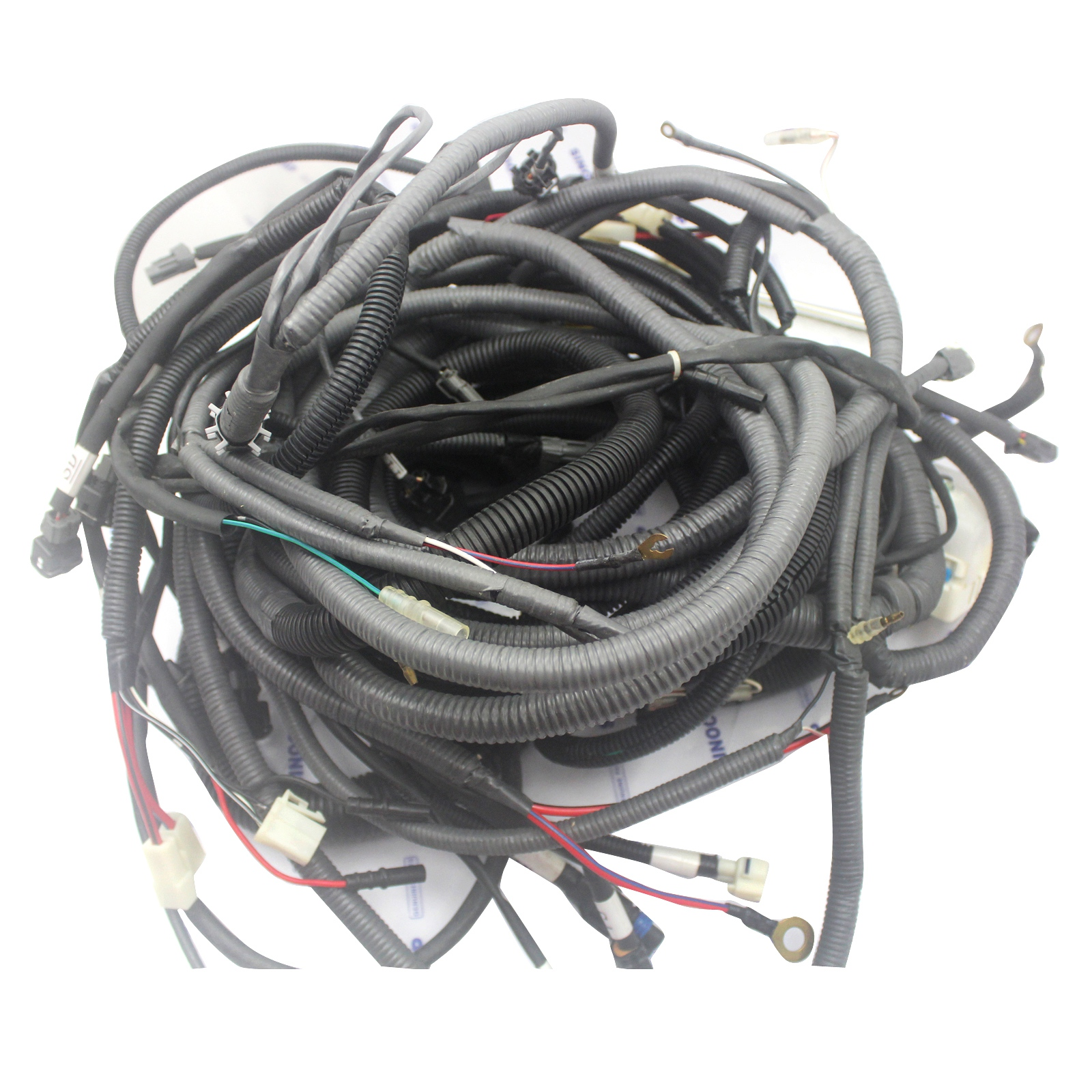 Complete Wiring Harness 0001835 0001836 For Hitachi