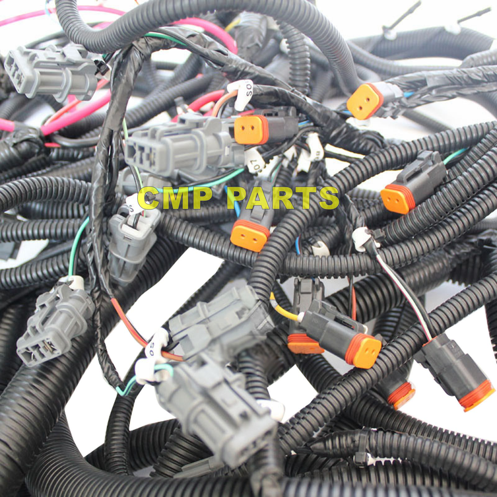 y external wiring harness old for komatsu excavator productpicture0 productpicture1 productpicture2 productpicture3