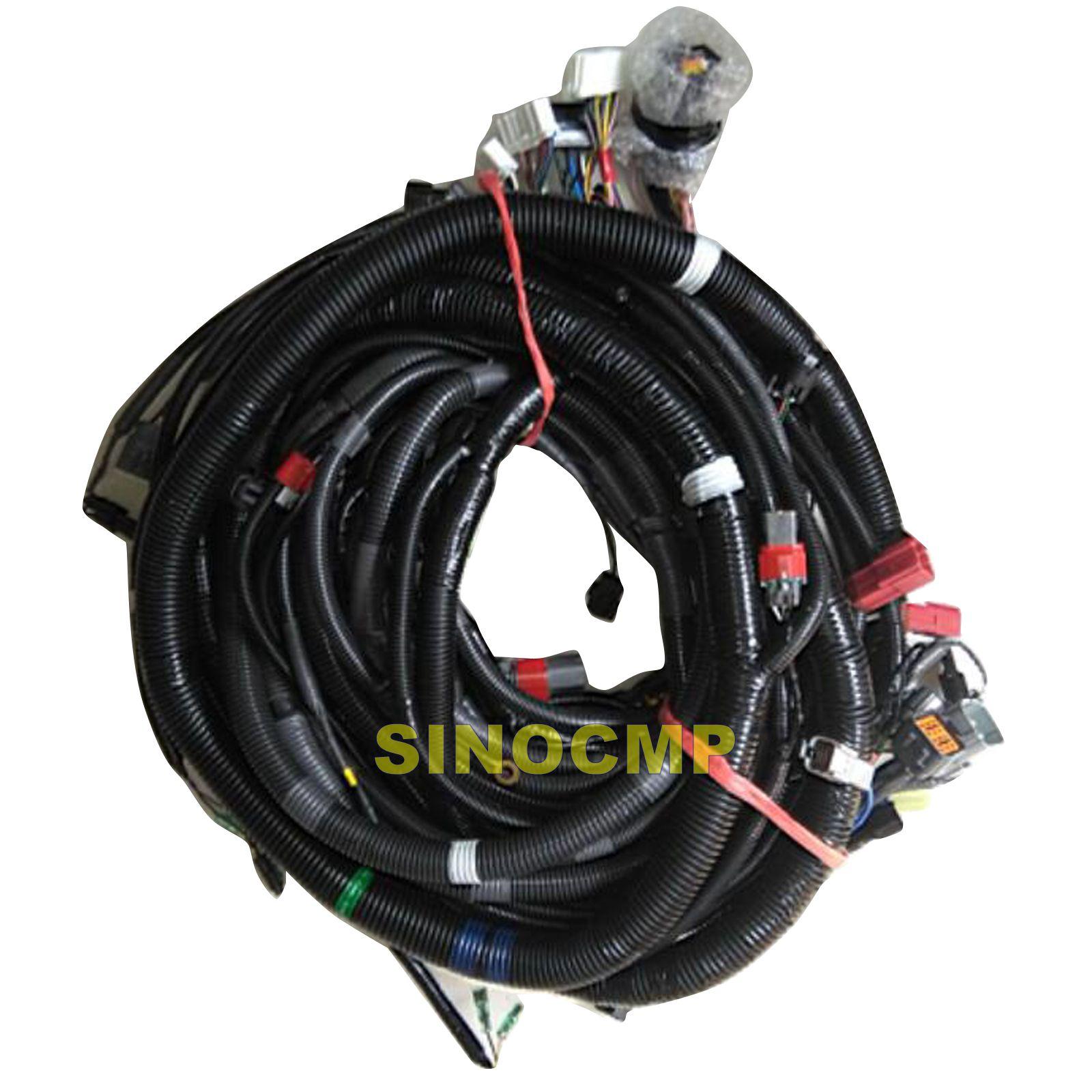 Lado Exterior Externo Arnés de cableado para SH210-5 ... on kubota wiring, cooper wiring, denso wiring, toyota wiring, ford wiring, massey ferguson wiring, bosch wiring, john deere wiring, delta wiring,
