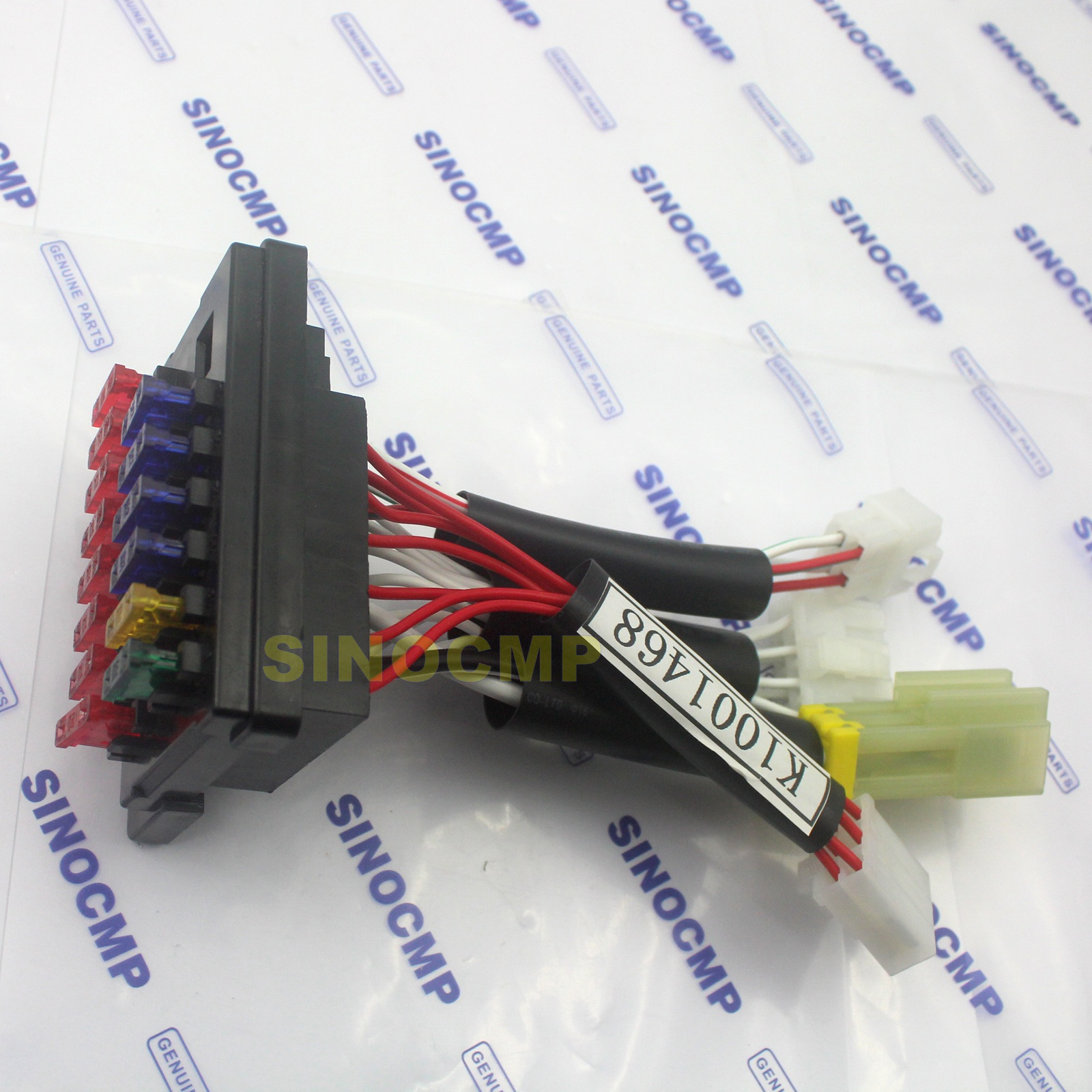 Daewoo Fuse Box Wiring Library Cmp Ballast Diagram Assembly K1001468 For Doosan Dh60 7 Excavator