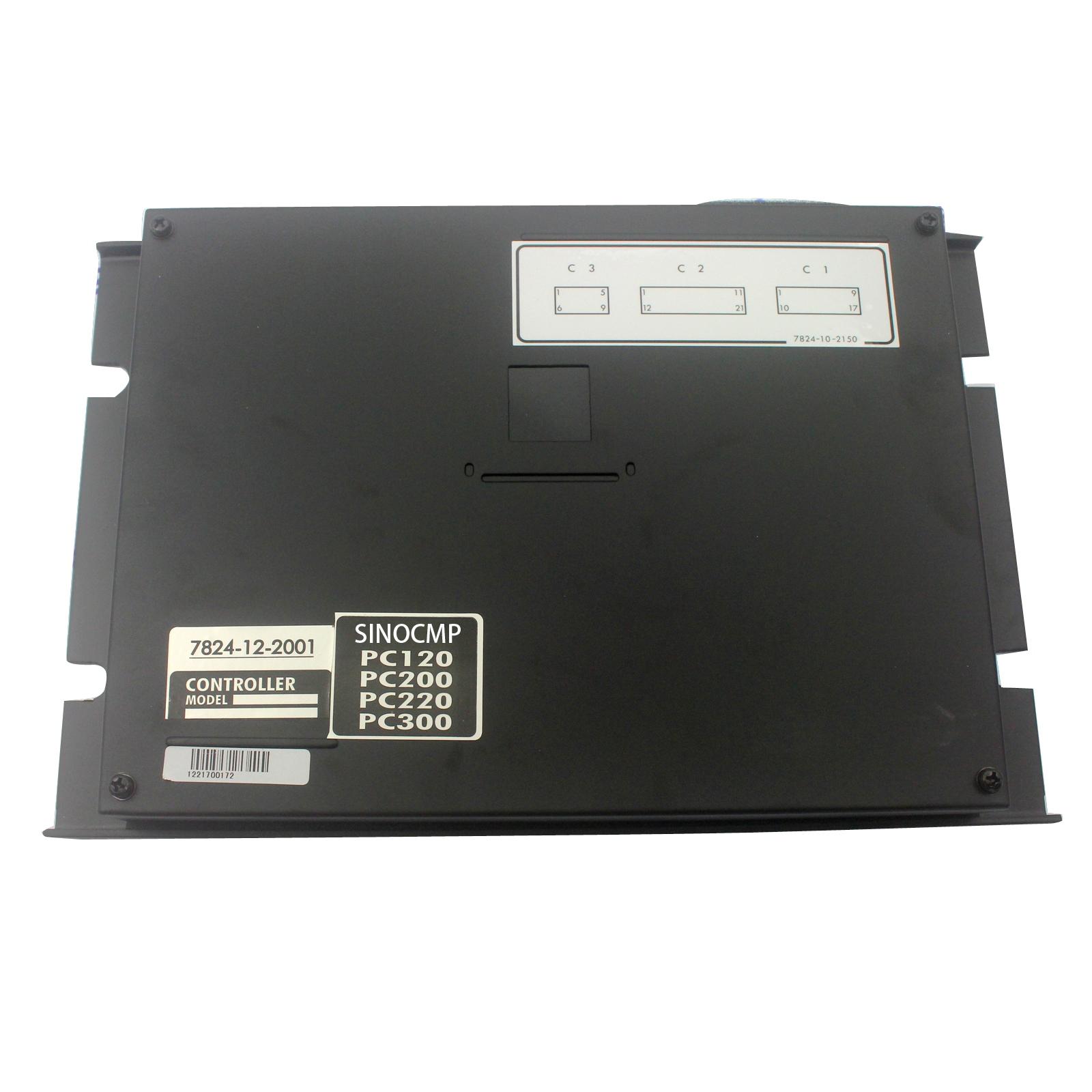 Komatsu PC200-5 PC220-5 Controller Control Panel 7824-12-2001 for Excavator  Assy