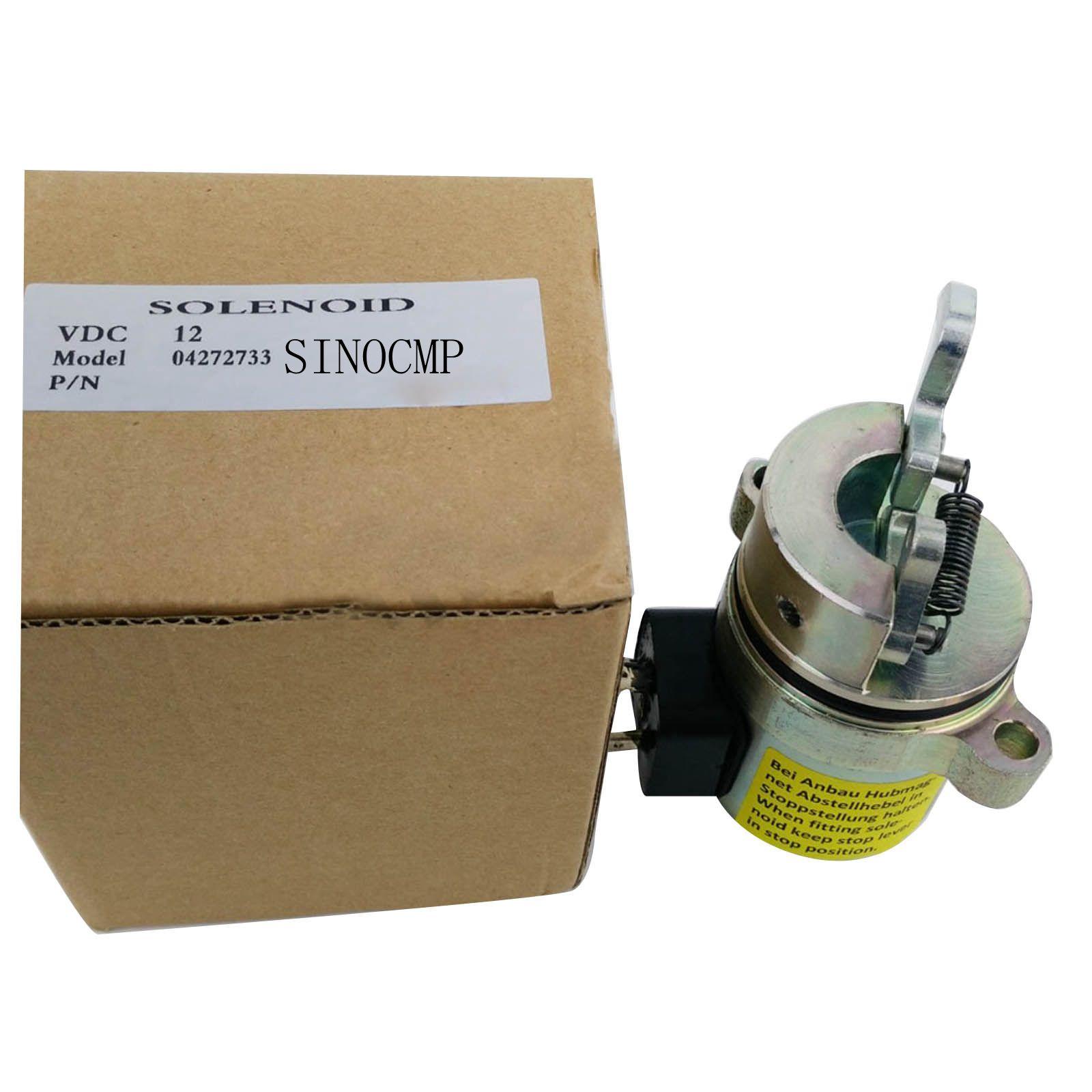 BF4M1011F 04272733 Solenoide Solenoide SINOCMP per Bobcat Skid Steer Loader 863//873