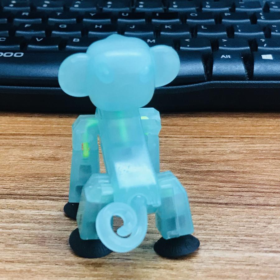 "Rare Zing Stikbot Luminous Animal Stik Pet 3/"" Action Figure Animation Toy Gift"