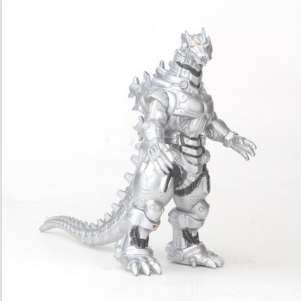 15cm Godzilla figure Mechagodzilla silver godzilla pvc action figure collectible