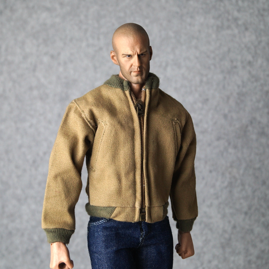 """Sweater Outfit Coat  For 1//6 Scale Male 12/"""" Action Figure 1:6 Model HT etc Toy"""