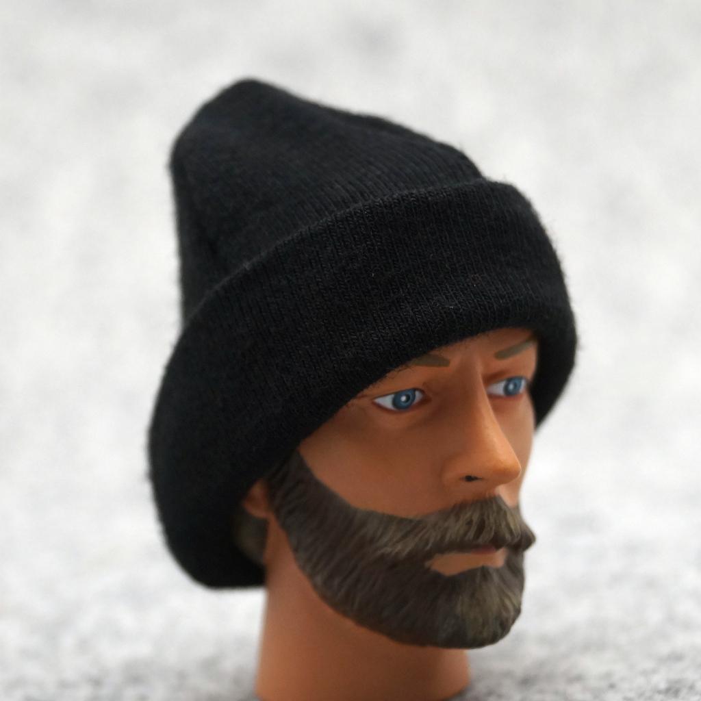 2Pcs 1//6 Christmas Hat Santa Claus Cap for 12inch Action Figure Accessories