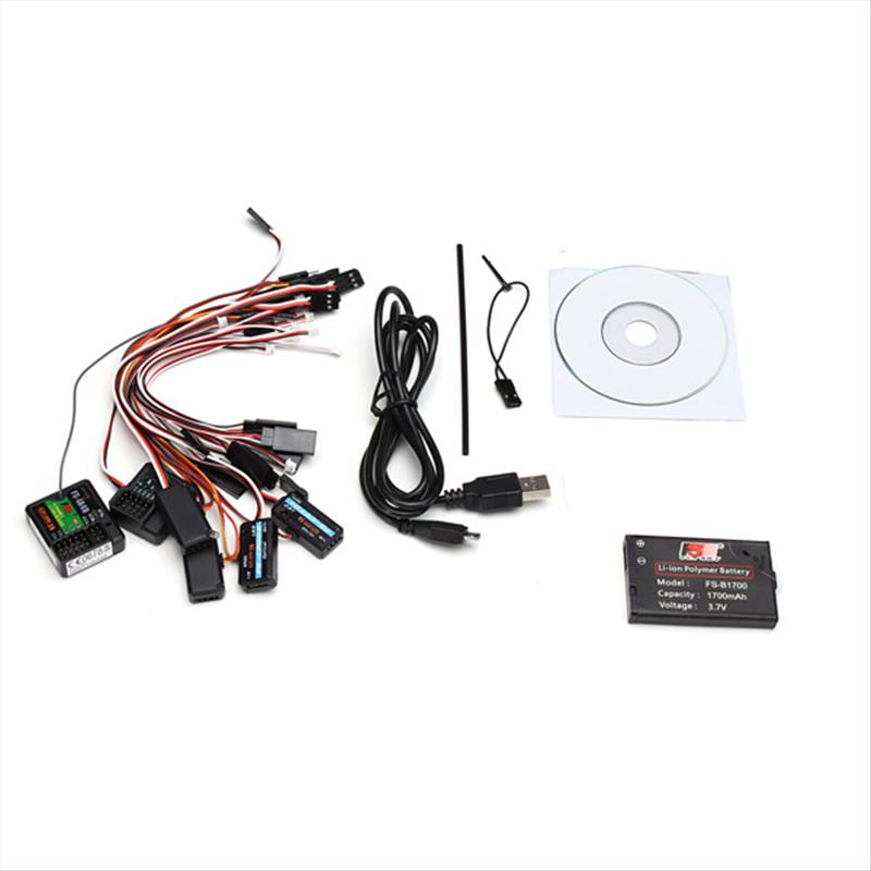 Flysky FS iT4S 2 4G 4CH RC Transmitter with telemetry sensor