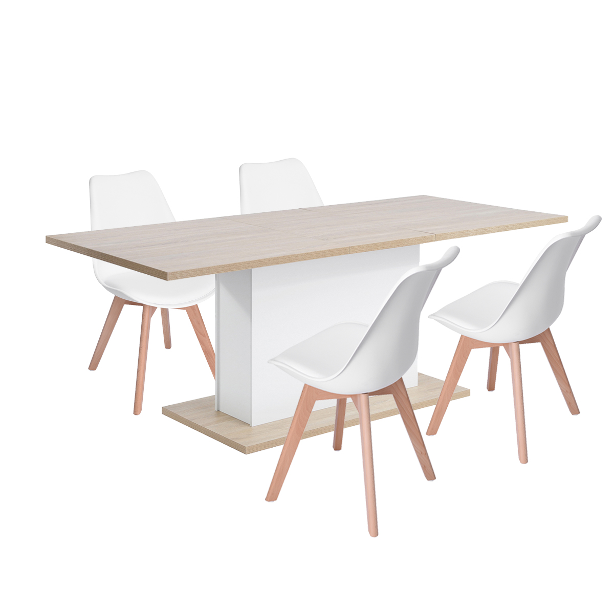 On Sale Big Promotion Beech Wood Top Extending Dining  : 7b7a8989 0acd 4654 a3ce d516115e5f35 from www.ebay.ie size 1200 x 1200 jpeg 67kB