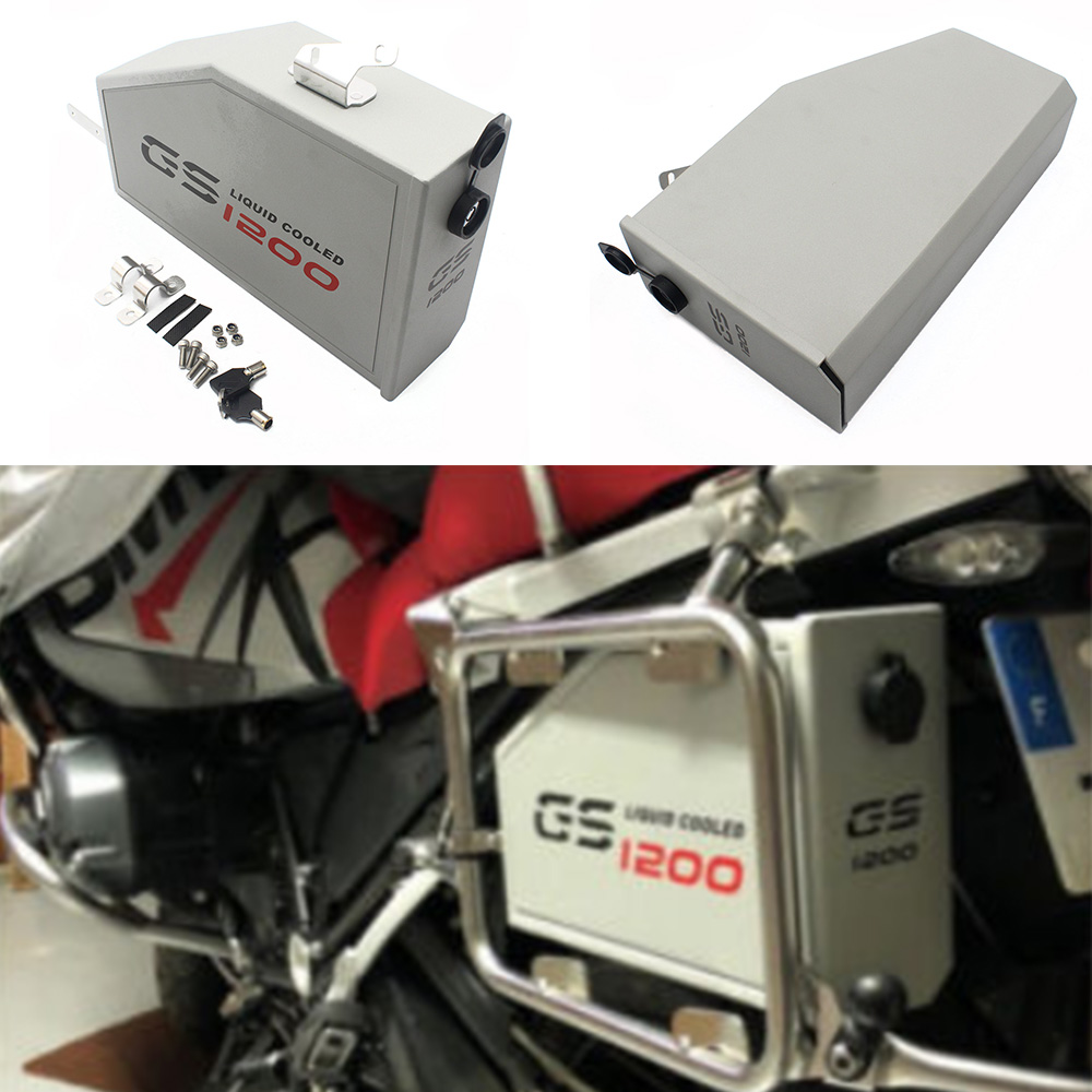 Tool Box Decorative Aluminum Motorcycle For BMW R1250 GS ADV R1200 GS Adventure