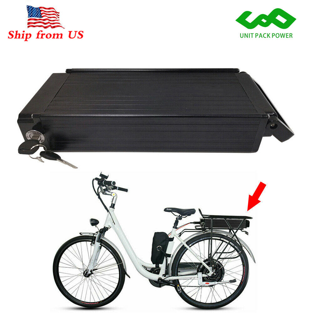 BMS EBIKE 48V 15ah Lithium-ion BATTERY PACK with Charger For Electric Bike 750W