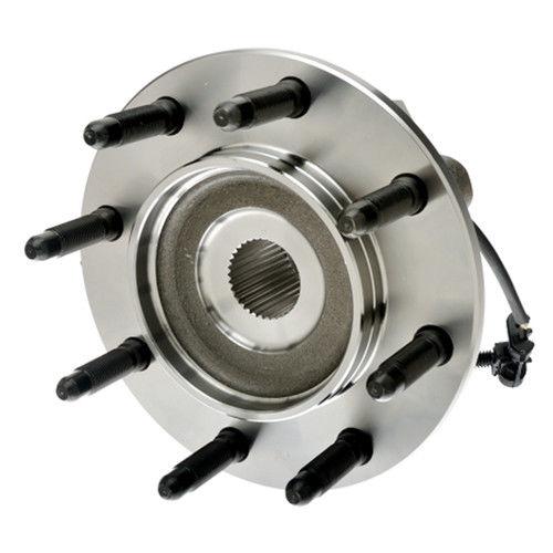 Chevrolet Silverado 2500 Hd Wheel Bearing And Hub Assembly Manual Guide