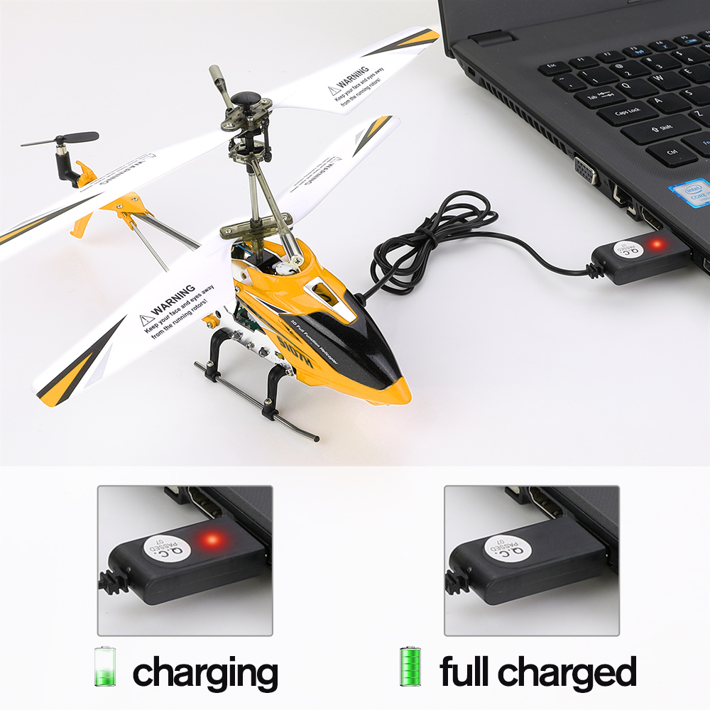RC Model Vehicles & Kits 2018 New RC Helicopter SYMA S107H 2 4Ghz