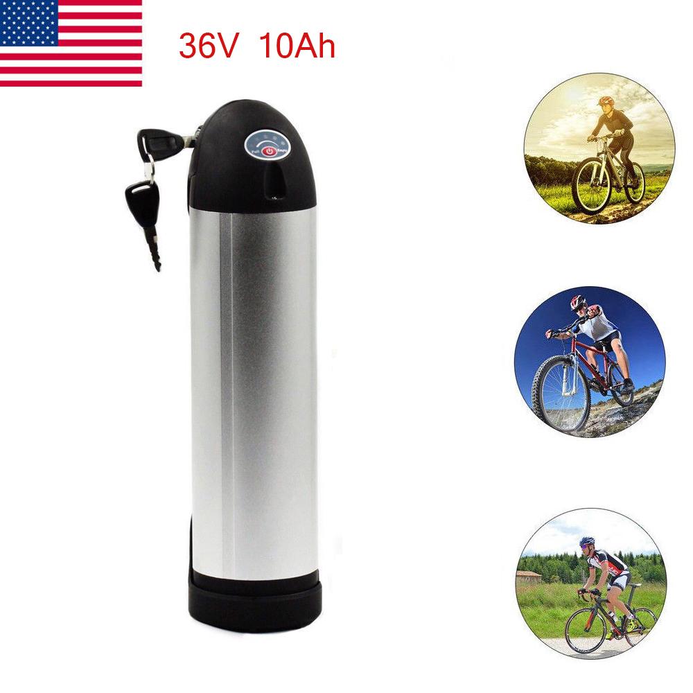 Bottle E-bike Battery 36V 8Ah-20Ah Cylinder Li-ion Battery for MTB E-Bike Motor