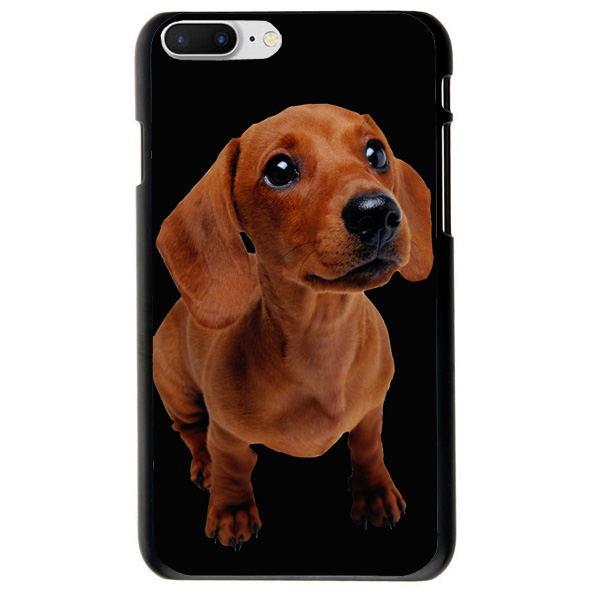 Dachshund-Labrador-Horse-Soft-TPU-Case-Cover-For-iphone-5S-6S-7-8-Plus-S7-S6