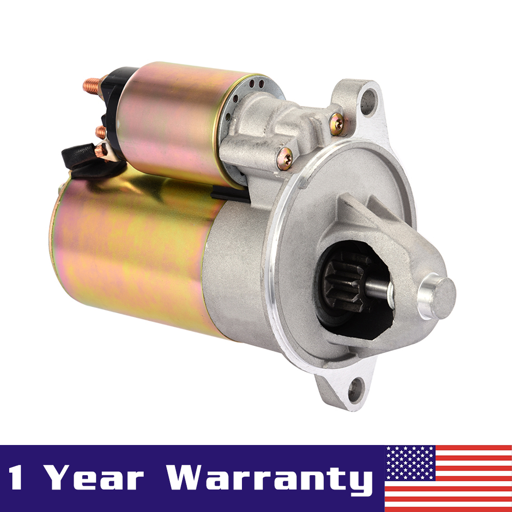 New FORD HIGH-TORQUE STARTER 3205 for 5.0L 302 5.8L351 w//AT TRANS 5SPEED MUSTANG