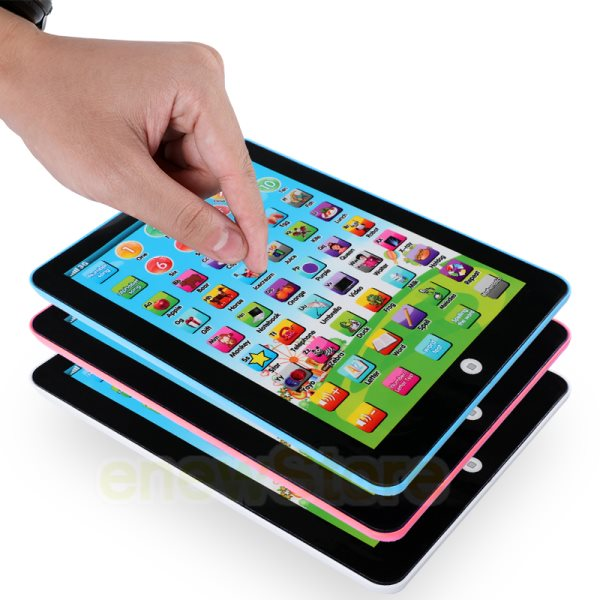 Baby Pad Tablet Educational Toys 1 2 Year Old Toddler Learning Voice Activity