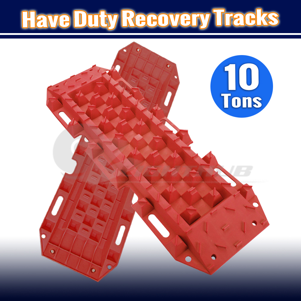 Maxtrax 4WD Recovery Tracks Sand Mud Snow Offroad FOR FJ CRUISER YELLOW OZ MADE