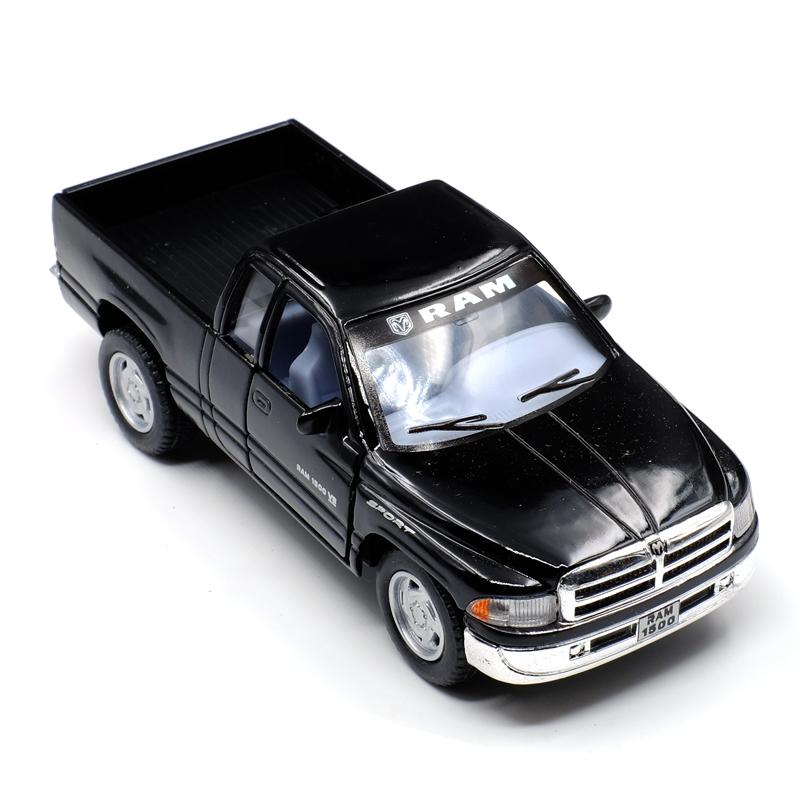 Dodge RAM 1500 Pickup Trucks Model Cars 1:44 Toys Gifts