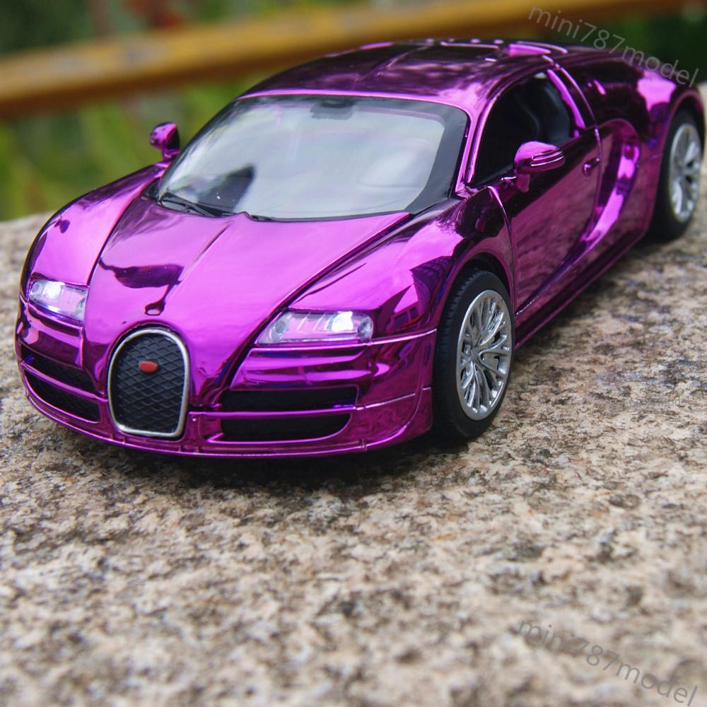 Bugatti Veyron Bugatti Bugatti Cars: Bugatti Veyron 1:32 Model Cars Toys Sound&Light Gifts