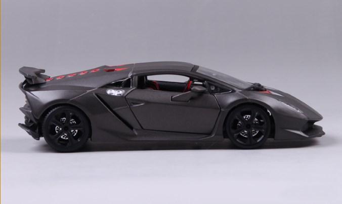 Lamborghini Sesto Elemento Model Cars Toys 1:24 Collection U0026 Gifts Alloy  Diecast