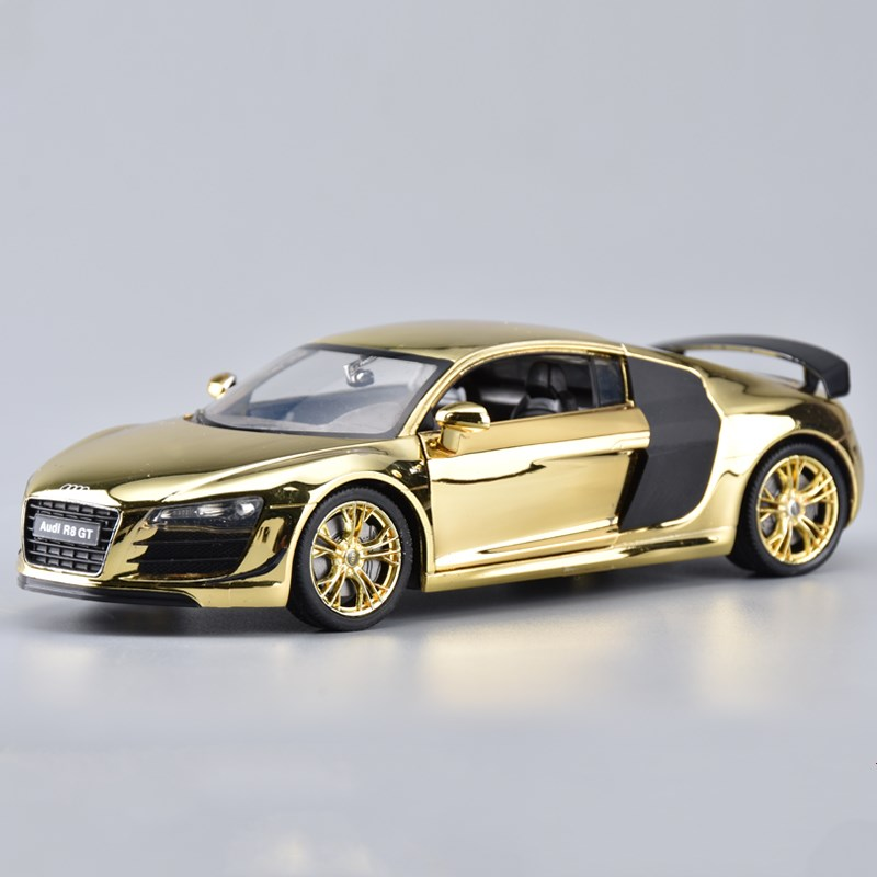 Audi R GT Hard Top Model Cars Toys Collection Alloy Diecast - Audi car top model