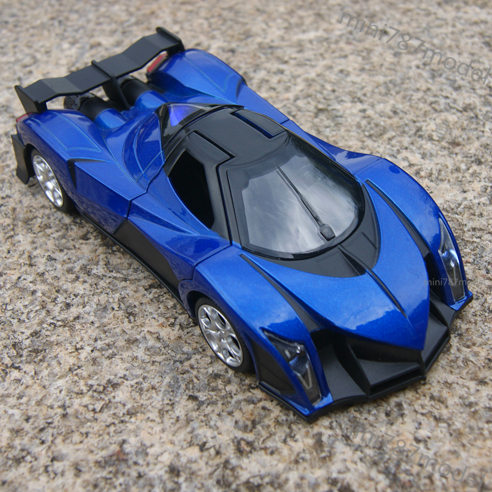 Devel Sixteen Super Cars Model 1:32 Toy Sound&Light Alloy