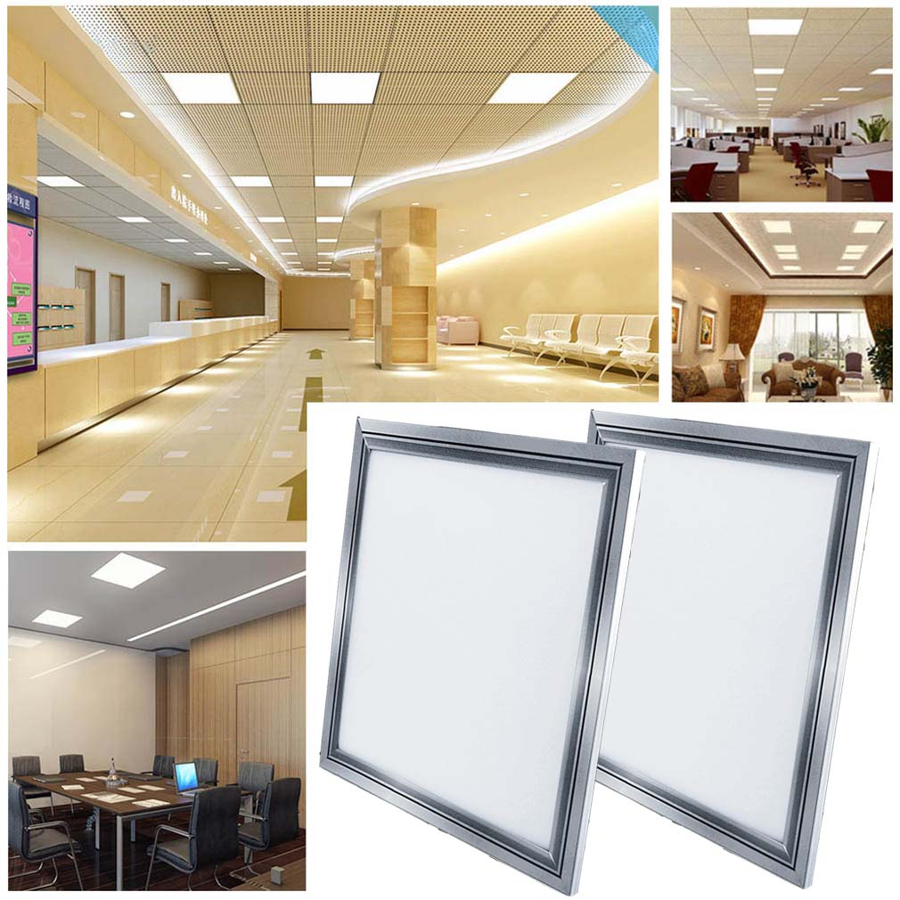 suspended office lighting. UK 36W Ceiling Suspended Recessed LED Panel White Light Office Lighting 600x600