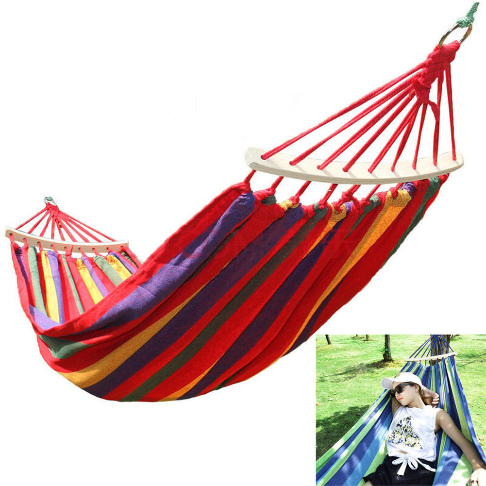 rainbow polyester rope swing hammock hammocks international in blue ore ft p
