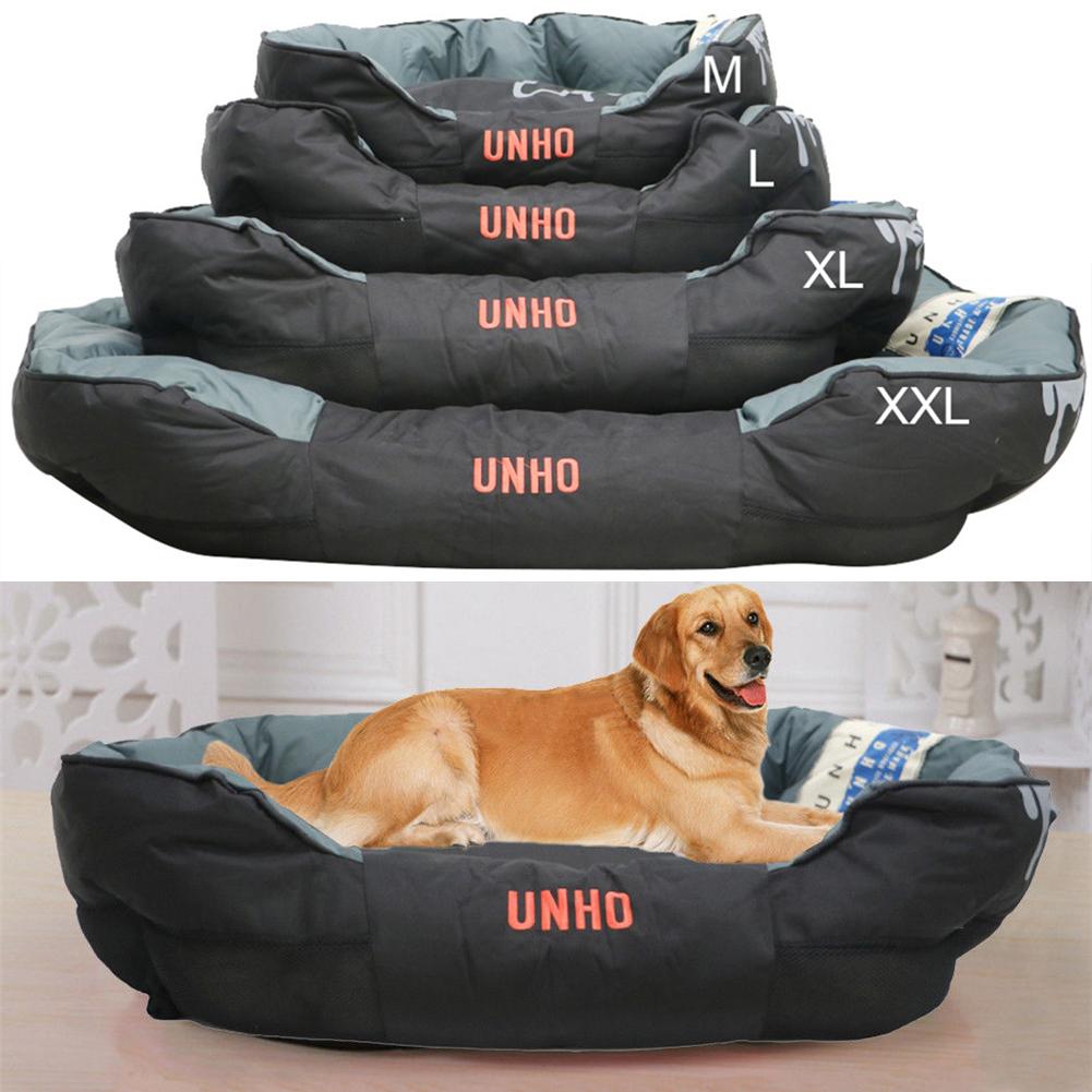 Waterproof Pillow Sofa Dog Bed Pet Bed Cushion Mat Durable