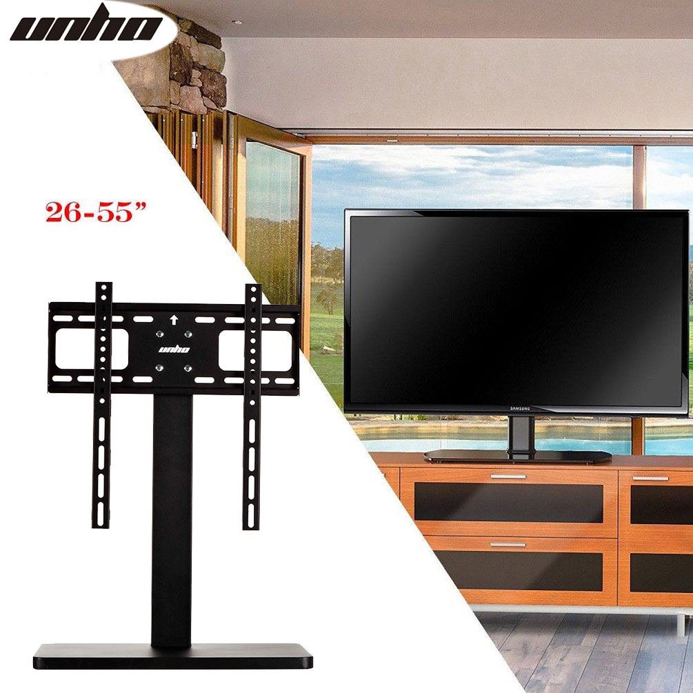 glass itm for lg swivel with stand pedestal tv samsung sony to tvs mount inch