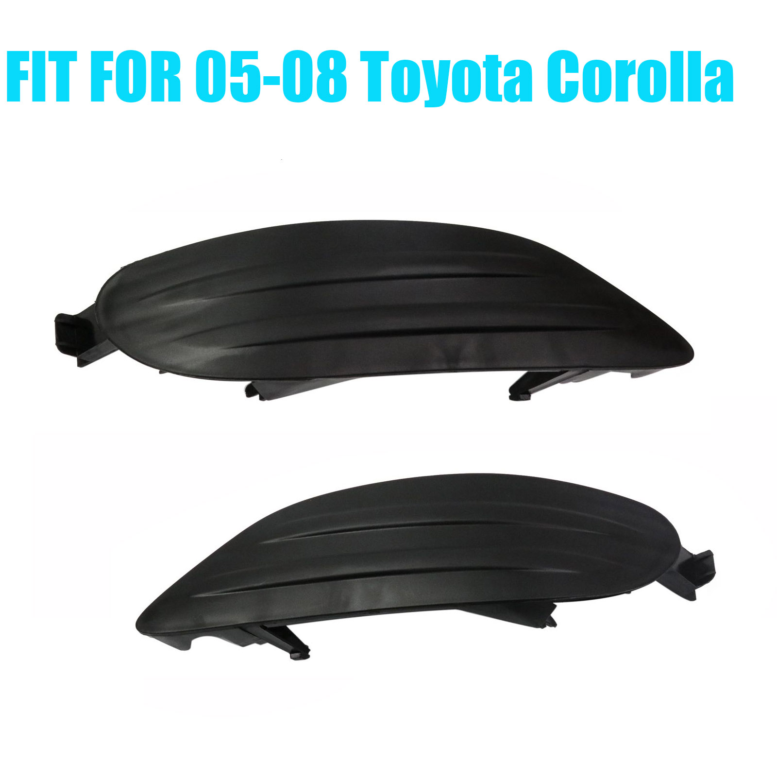 New Passenger Side Fog Light Cover For Toyota Corolla 2005-2008 TO1039107