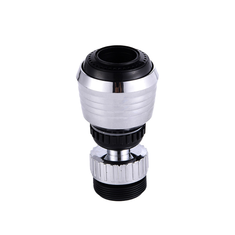 Swivel 360 Rotate Faucet Nozzle Filter Adapter Water Saving Tap ...