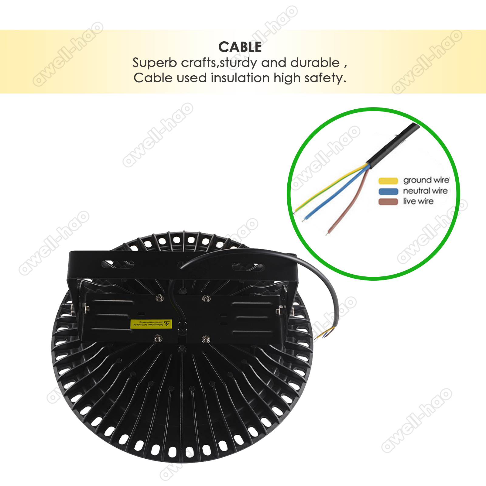 100w 200w 300w Ultra Thin Led High Bay Lights Warehouse Industrial Wiring In A Shed Factory