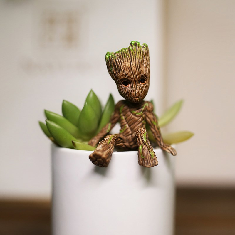 Groot Avengers End Game Minifigure Toys Gift kids toys