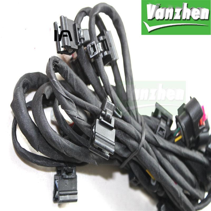 Sensational Elektrische Onderdelen Bmw New Genuine 7 Series F01 F02 F04 Front Wiring 101 Capemaxxcnl