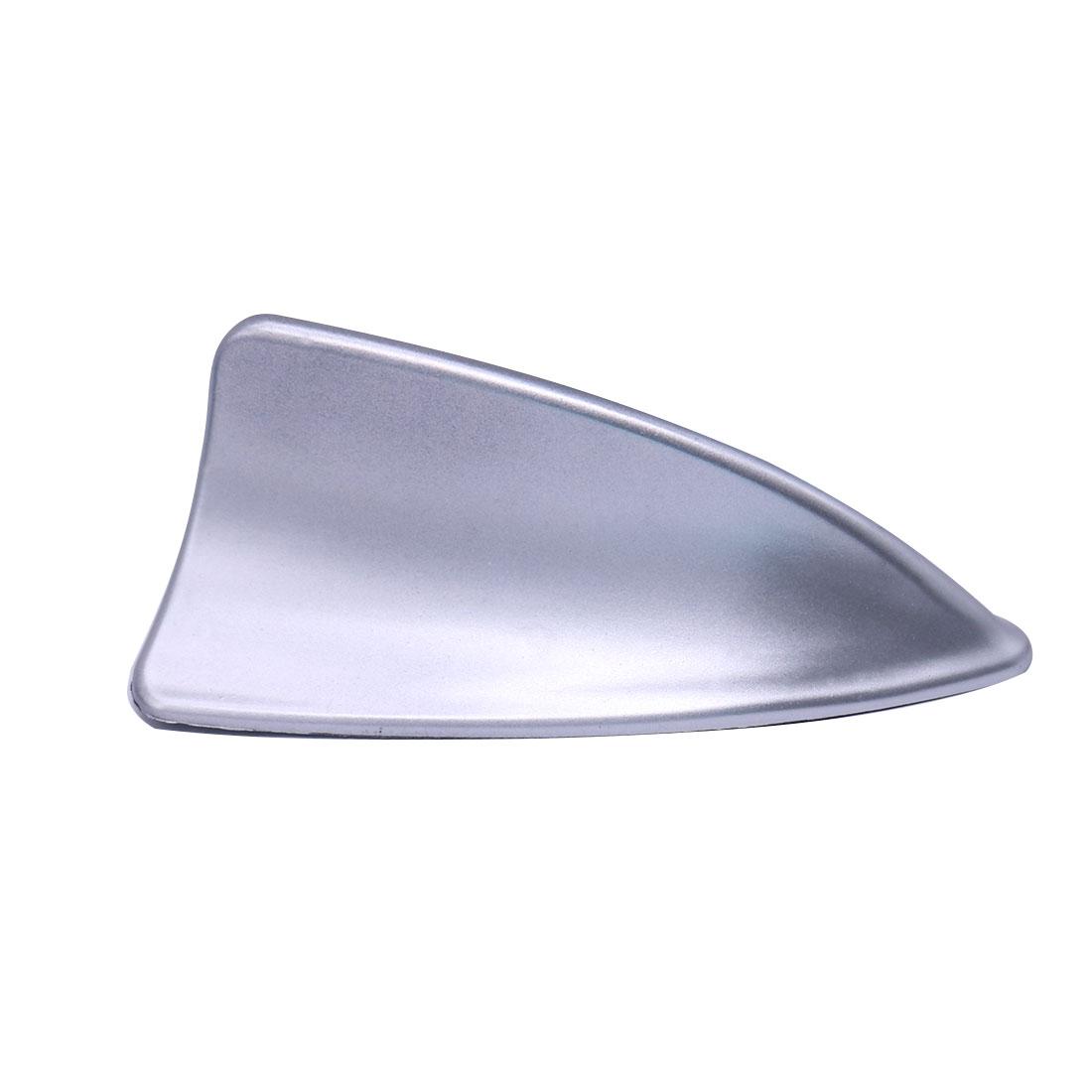 Auto Car Shark Fin Roof Antenna Radio Signal Aerial Decor Home Tool Universal