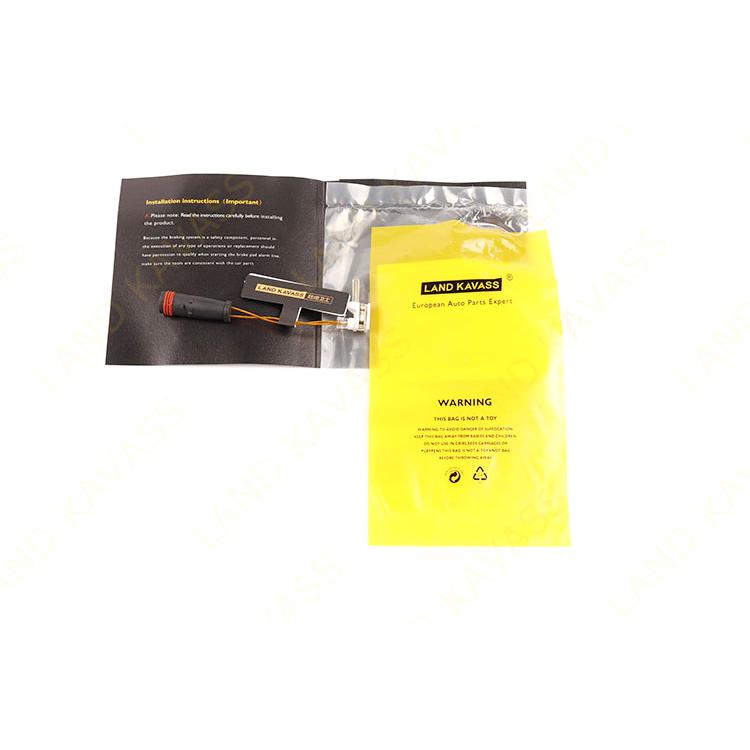 Brake Pad Wear Sensors Line For Mercedes CLK//SLR//SL//CL//C E S Class 2115401717