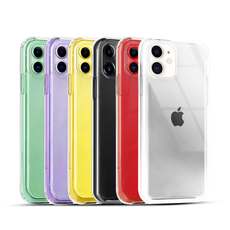 Pour iPhone 11, 11 Pro, 11 Pro Max Crystal Clear coque Case Cover ...
